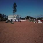 outdoor jumping ring IWE